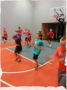 athletic development class for kids in Macoupin county